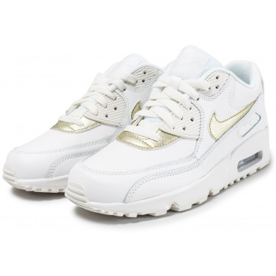 air max 90 blanche fille