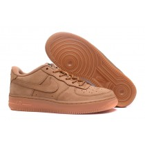 air force 1 marron