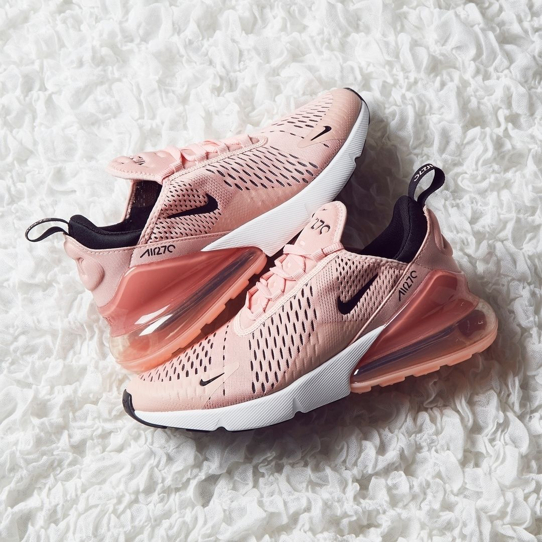 air max 270 fille rose